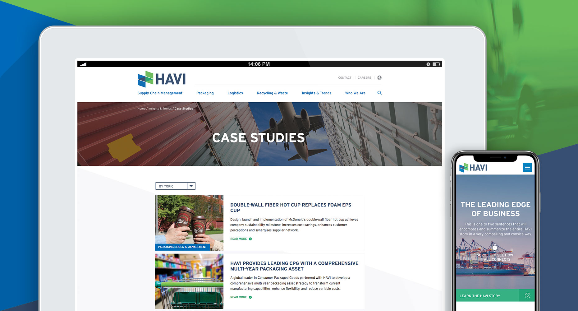 HAVI Design Results