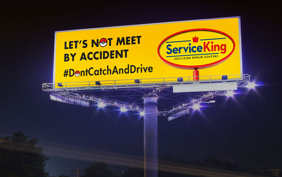 Service King Digital Ad