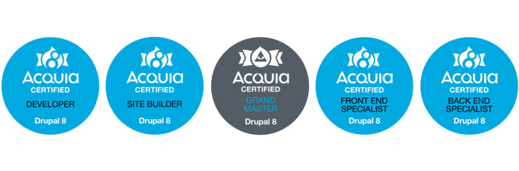 acquia development certification