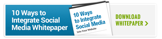 10 Ways to Integrate Social Media Whitepaper