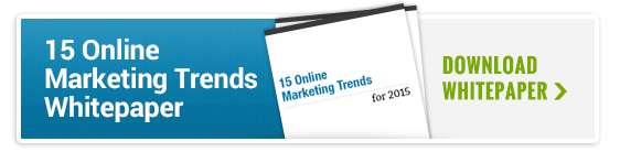15 Online Marketing Trends Whitepaper