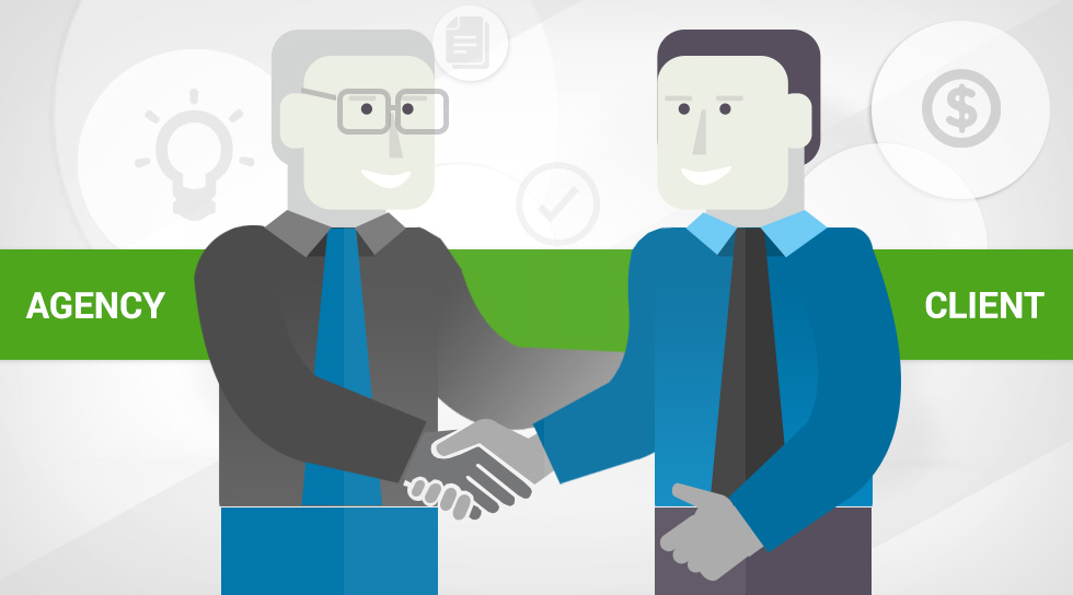 agency and client relations what you must know for success blue