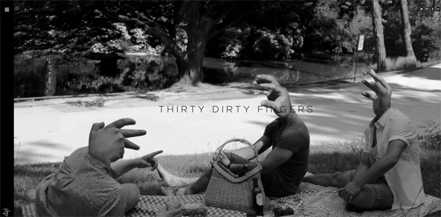 Thirty-Dirty-Fingers