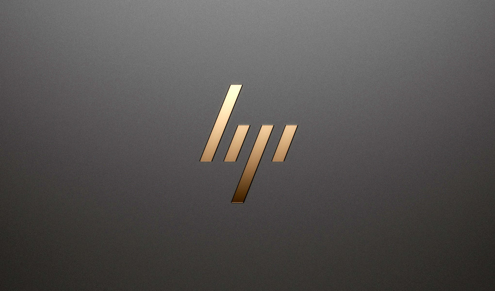 logo redesign - hp