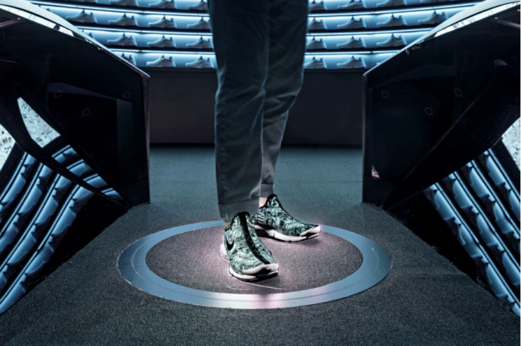 the best attitude 818ce e23b6 Source  https   www.engadget.com 2017 09 05 nike-custom-shoes-one-hour   caption   Nike By You is offering a high-tech custom retail experience to select ...