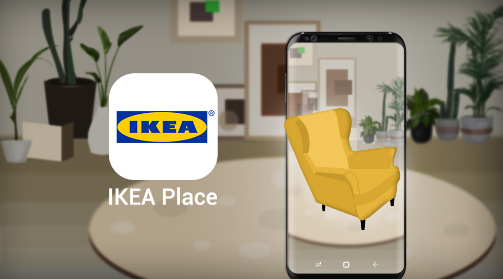 Ikea Place Is Revolutionizing Retail Through Augmented Reality Blue Fountain Media
