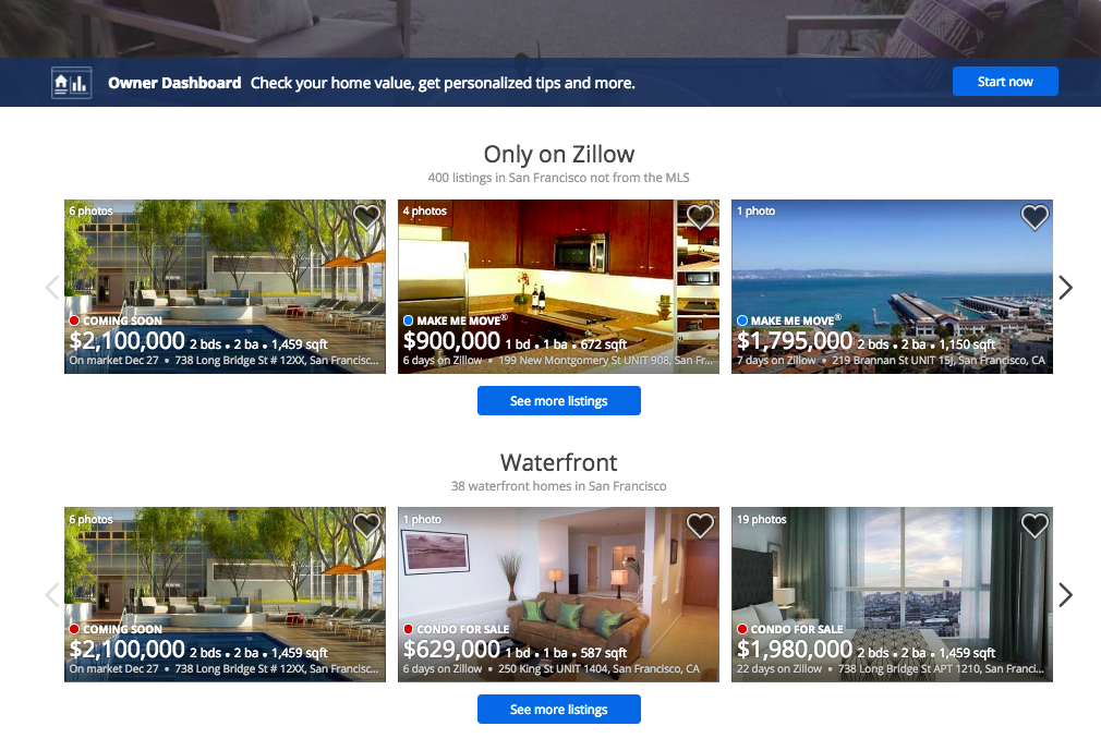 Real Estate Design: The 5 Best Websites and Mobile Apps ... on chase mobile, instagram mobile, bank of america mobile,