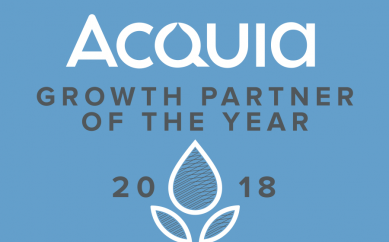 Blue Fountain Media, A Division of Pactera Digital, Named Acquia 2018 Growth Partner of the Year