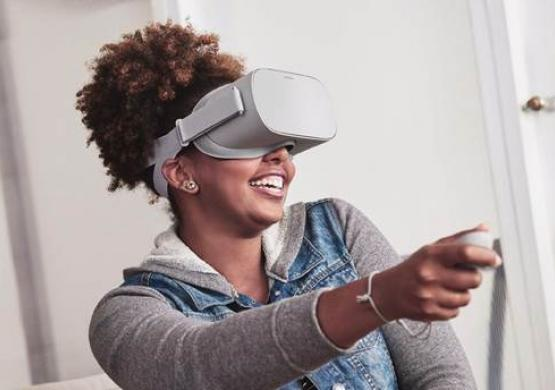 VR training for employees