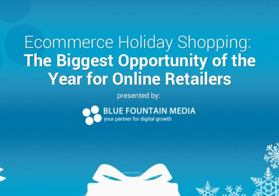 Ecommerce Infographic: Holiday Shopping and Online Retailers