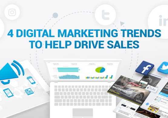 4 Digital Marketing Trends That Can Drive Sales For Your Brand