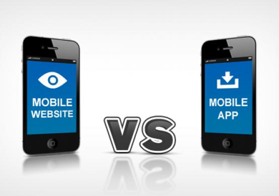 Mobile Website vs. Native App vs. Mobile Web App