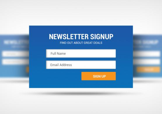 10 Ideas to Design a Better Sign-Up Form