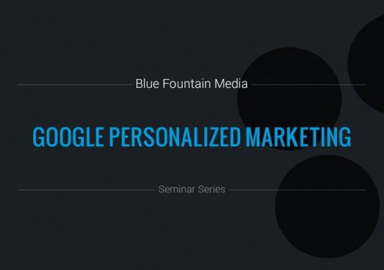 Personalized Marketing and The Key to the Me Generation