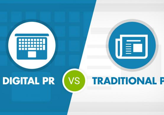 Traditional PR vs. Digital PR: How to Promote Your Brand