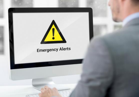 Create a Website Notification System for Emergency Alerts