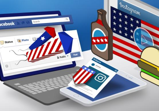 How To Integrate Holidays Into Your Social Strategy: Fourth Of July Edition