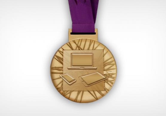 3 Countries Go for Olympic Gold in Web Design and Layout