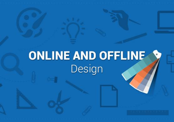 Online and Offline Design Ideas: Creating A Consistent Brand