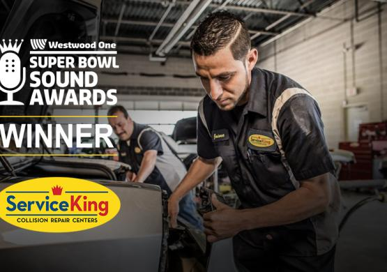 Service King Wins Westwood One Super Bowl Sound Awards