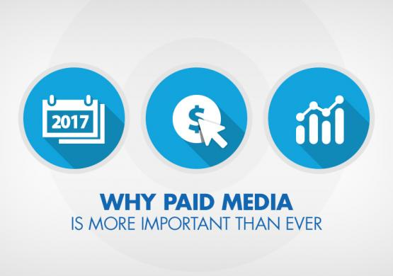 2017: Why Paid Media is More Important Than Ever This Year