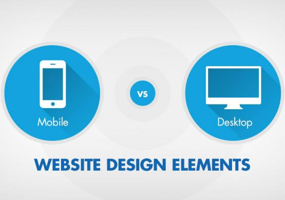 Desktop vs. Mobile: Three Key Website Design Differences